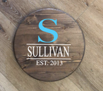 June Project #8 - Lazy Susan / Round Tray