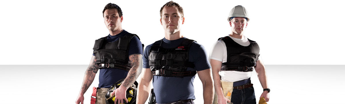 Resistance Wear Weight Vests for Career Training