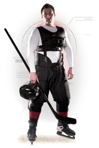 Resistance Vests for Hockey Players