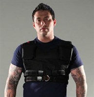 Weight Vests for Firefighter Training