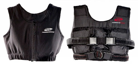 Resistance Wear Vests for Sports Training