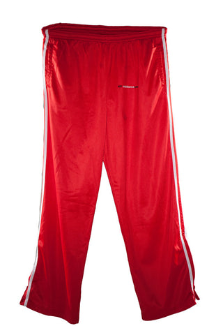 Men's StrongRun Track Pants at ResistanceWear.com - Red