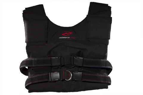 LiftMax 90 Weight Vest (w/ 10 lbs.) at ResistanceWear.com