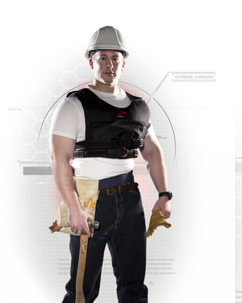 Weight Vests for Career Training