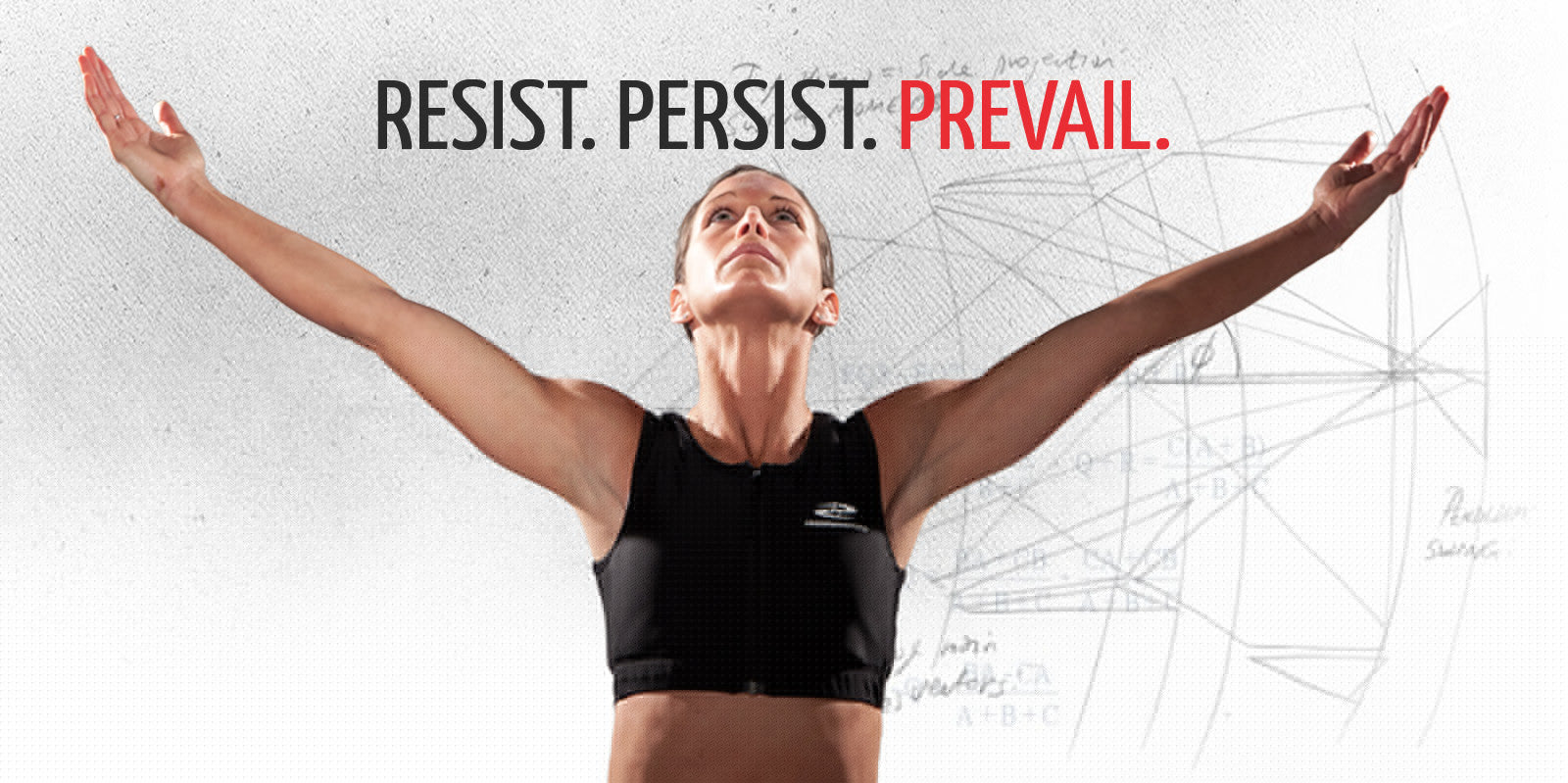 Resist, Persist & Prevail with a Weight Vest