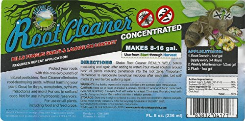 Root Cleaner - Soil Gnat, Fungus And Pathogen Killer