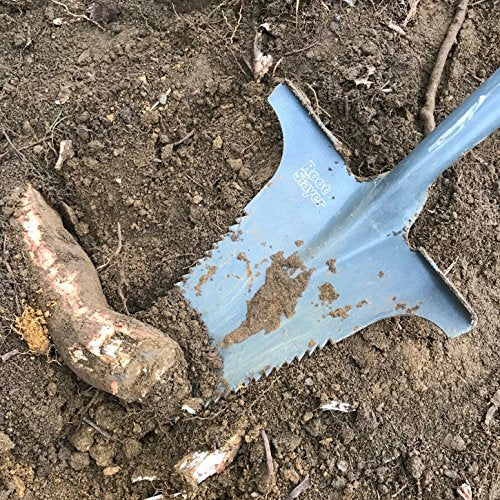 Radius Garden Root Slayer Shovel – 2017 Green Thumb Award For Most Innovative Garden Tool