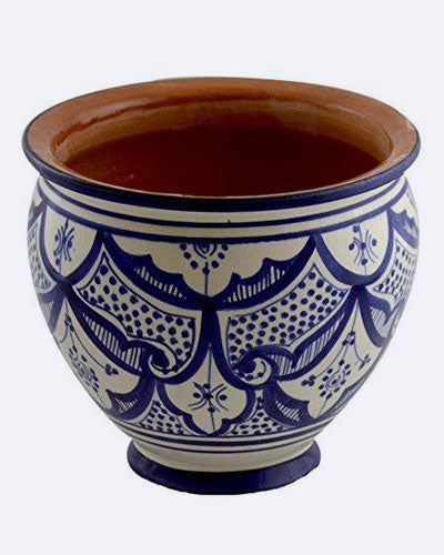 Treasures Of Morocco Pots Flower Pot