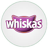 Whiskas cat food, cat jelly available at allaboutpets.pk