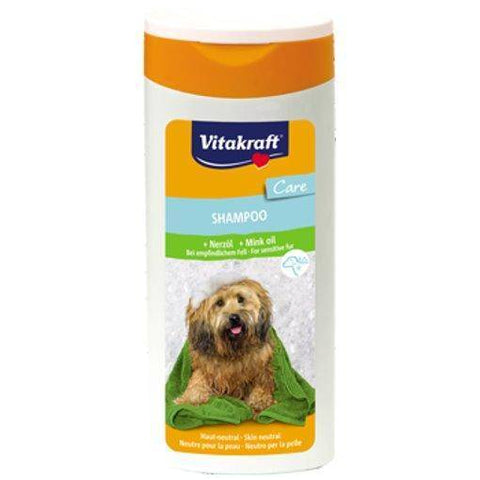 VitaKraft Dog Shampoo Mink Oil 250 ml available at allaboutpets.pk in pakistan.