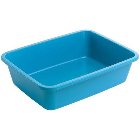 PawComfort Cat Litter Tray Large, Blue cat litter tray available at allaboutpet.pk in pakistan.