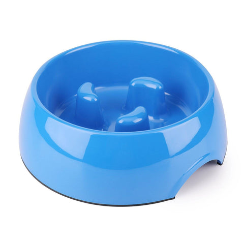 Slow Feeding Bowl for Hyper Dogs Plastic available at allaboutpets.pk in pakistan.