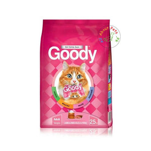Goody Kitten Food 500g and 2.5kg available at allaboutpets.pk in Pakistan