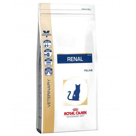 Animed Direct Royal Canin Veterinary Diet Feline Renal Dry 2 KG available in Pakistan at allaboutpets.pk in pakistan.