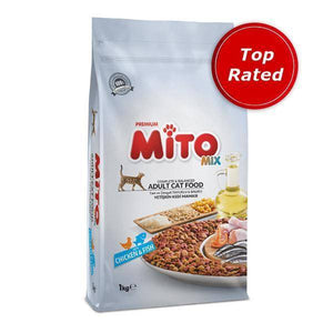 MITO Adult Cat Food Chicken & Fish