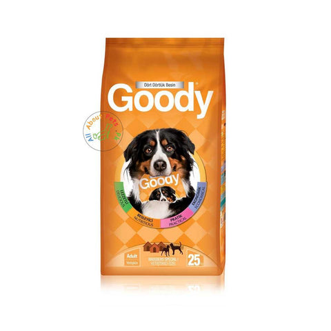Goody Breeder Dog Food 25 Kg available at allaboutpets.pk in Pakistan
