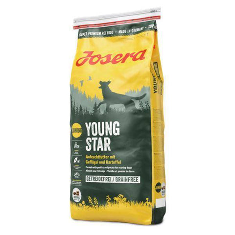 Josera Young Star Puppy Food 15 kg available at allaboutpets.pk