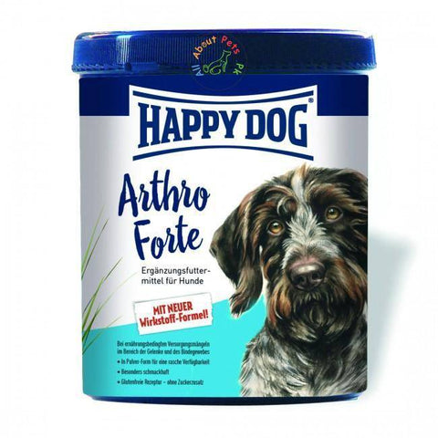Happy Dog Arthro Forte, dog joints supplement available in Pakistan at allaboutpets.pk