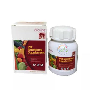 Bioline Pet Nutritional Supplement Microelement tablets for cats & dogs available at allaboutpets.pk in Pakistan