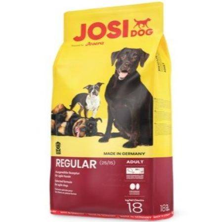 Josera Regular Dog Food 18 kg available in Pakistan at allaboutpets.pk