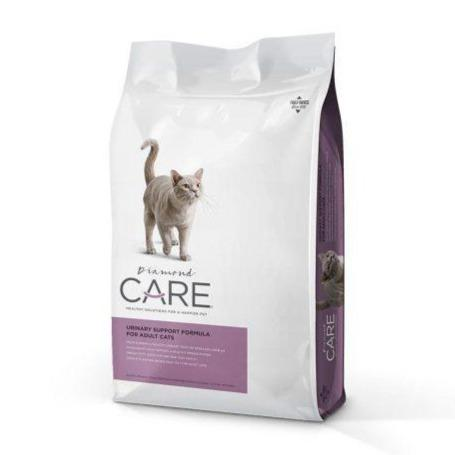 DIAMOND Care Urinary Support Formula For Adult Cats 2.72kg available in Pakistan at allaboutpets.pk
