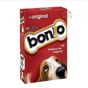 Purina Bonio The Original Dog Biscuits 650g available at allaboutpets.pk in Pakistan