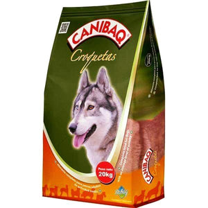 Dibaq Canibaq Adult Dog Food, 4kg, 10kg, 20kg, dog food available at allaboutpets.pk in pakistan.