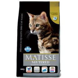 Farmina Matisse Neutered cat food 1.5 KG available at allaboutpets.pk in pakistan.