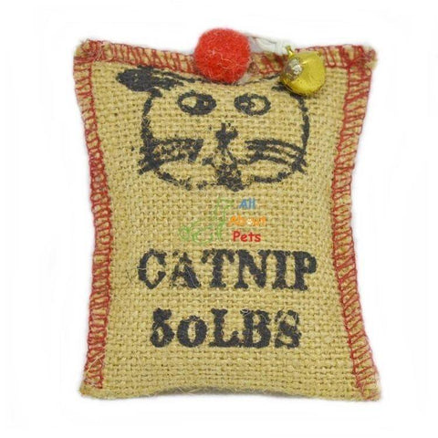 Catnip Pouch, cat food, cat medicine, cat treats available at allaboutpets.pk in pakistan.
