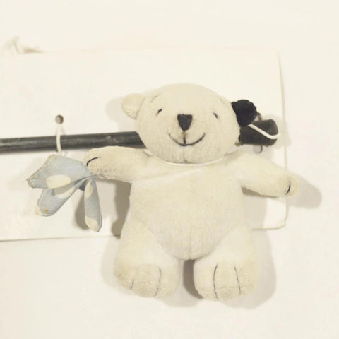Image of Interactive Cat Teaser Toy polar bear Play Stick with string attached available at allaboutpets.pk in pakistan.