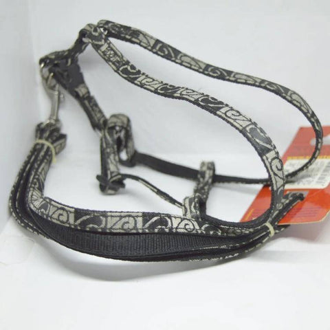 Image of Smart Way Heart Print Harness & Leash For Small Dogs available at allaboutpets.pk in pakistan.
