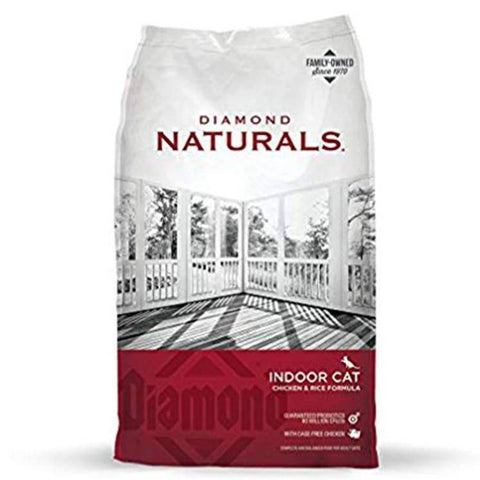 Diamond Naturals Indoor Cat 2.7 KG, cat food available at allaboutpets.pk in pakistan.