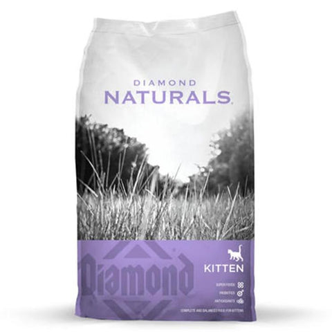 Diamond Naturals Kitten Chicken & Rice 2.7 KG, cat food, kitten food available at allaboutpets.pk in pakistan.