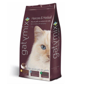 Dibaq Gatymix Haircare & Hairball 1.5 Kg, cat dry food, cat veterinary food available at allaboutpets.pk in pakistan.