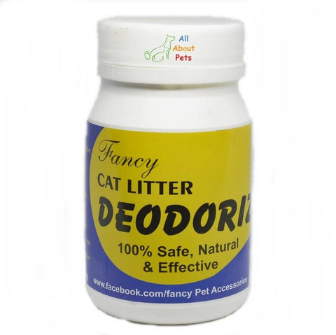 Fancy Cat Litter Deodorizer Apple Scented 500g available online at allaboutpets.pk in pakistan.