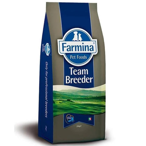 Farmina Team Breeder Puppy Mini 20 KG, puppy food, dog food available at allaboutpets.pk in pakistan.
