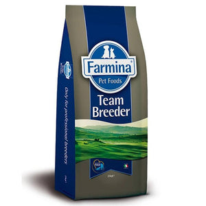 Farmina Team Breeder Basic Maintenance dog food 20KG available at allaboutpets.pk in pakistan.