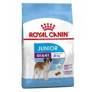 Royal Canin Giant Junior Dry Dog Food 17 Kg available at allaboutpets.pk in pakistan.