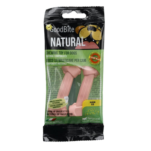Ferplast Goodbite Natural Bone - Chewing toy for dogs
