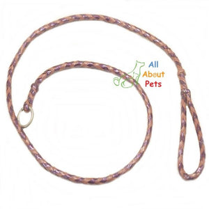 Leather Leash For Dogs handmade available at allaboutpets.pk in pakistan.