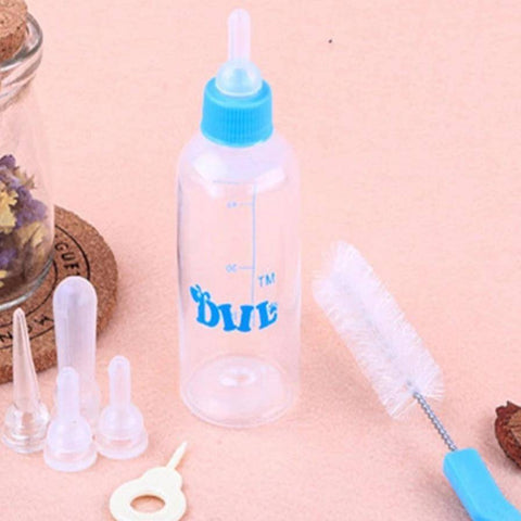 Image of DIIL Feeding Bottle For Kitten & Puppies, pet feeding bottle, pet milk bottle available at allaboutpets.pk in pakistan.