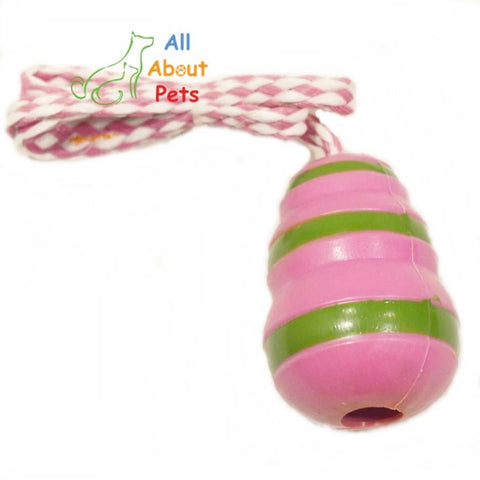 Kong Chew Toy with string For Dogs available online at allaboutpets.pk in pakistan.