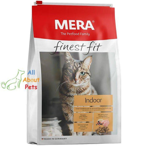 MERA Finest Fit Indoor Cat Food available at allaboutpets.pk in pakistan.
