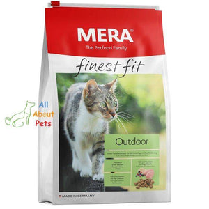 MERA Finest Fit Outdoor Cat Food available at allaboutpets.pk in pakistan.