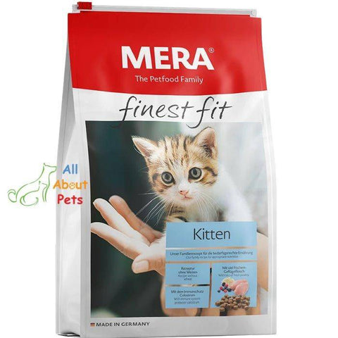 Mera Finest Fit Kitten Food available online at allaboutpets.pk in pakistan.