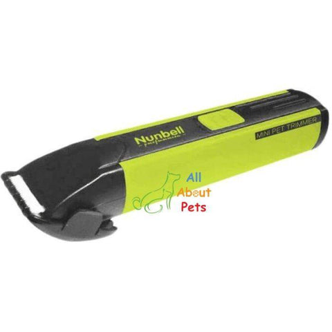 Image of Nunbell Hair Trimmers for Cats & Dogs, pet hair clippers available at allaboutpets.pk in pakistan.