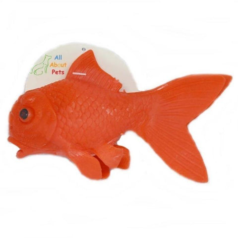 Pet Squeaky Fish Toy Gold Fish red color available at allaboutpets.pk in pakistan.