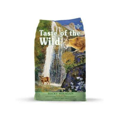 Image of Rocky Mountain Cat Formula - Taste of The Wild 2.05kg