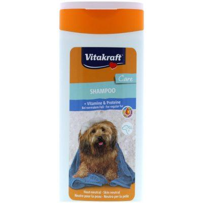 Vitakraft Dog Shampoo Vitamin & Protein 250 ml available at allaboutpets.pk in pakistan.