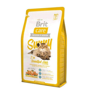 Brit Care Sunny Adult Cat Food, 400g, 2kg available at allaboutpets.pk in pakistan.